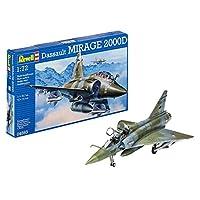 Revell 04893 - Maquette D'aviation - Dassault Mirage 2000 D - 72 Pièces