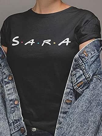SARA ، ATIQ T-Shirt for Women