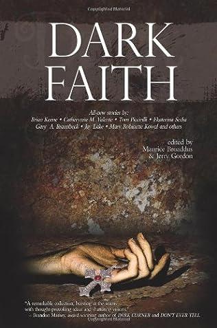 book cover of Dark Faith
