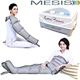 mesis adecuada Pressoterapia Xpress Beauty con 2 polainas, Kit Slim Body y pulsera