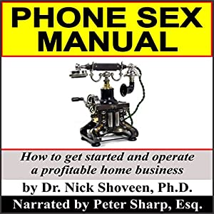 Phone Sex Manual Audiobook