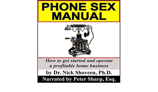 Phone sex business from home