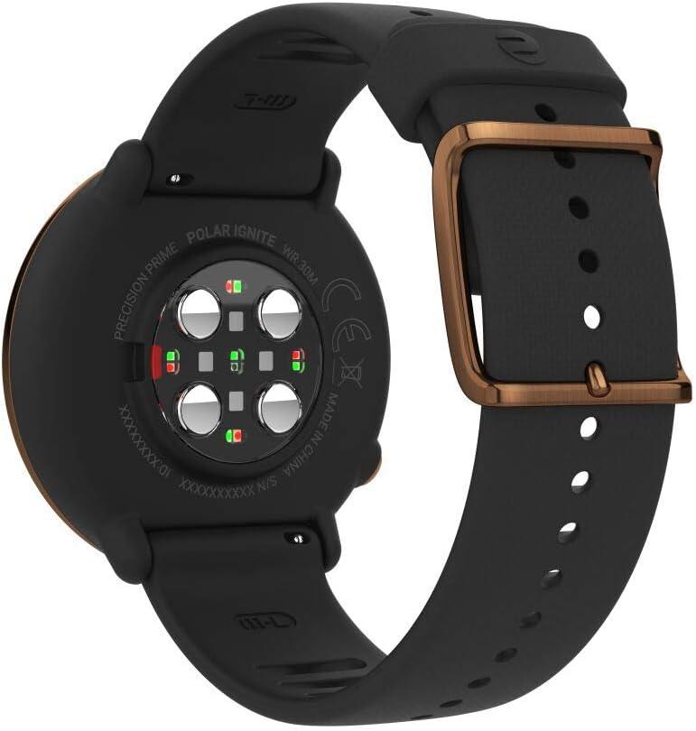 Amazon.com: POLAR IGNITE - Reloj de fitness avanzado ...