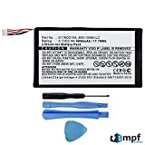 4800mAh High Capacity Extended S11ND210A, 800-10060-LC Battery Replacement for Leapfrog Leappad Ultra 33200, Leappad Ultra 83333 Learning Tablet