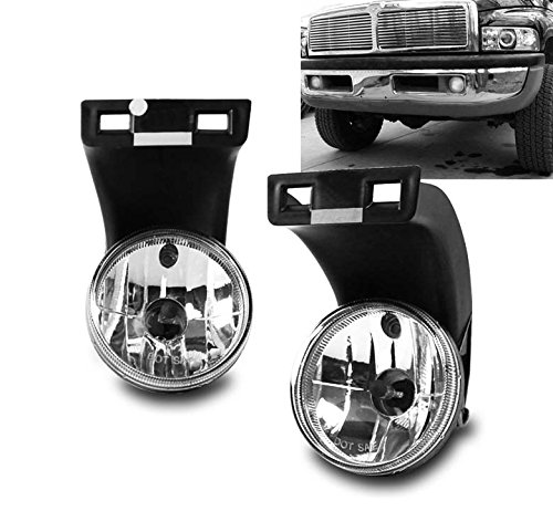 fog lights dodge ram 1500 - 4