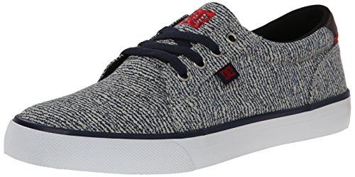Dc Heren Council Se Sneaker Zwart / Rood