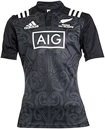 adidas Maillot Rugby enfant Maori All Blacks: