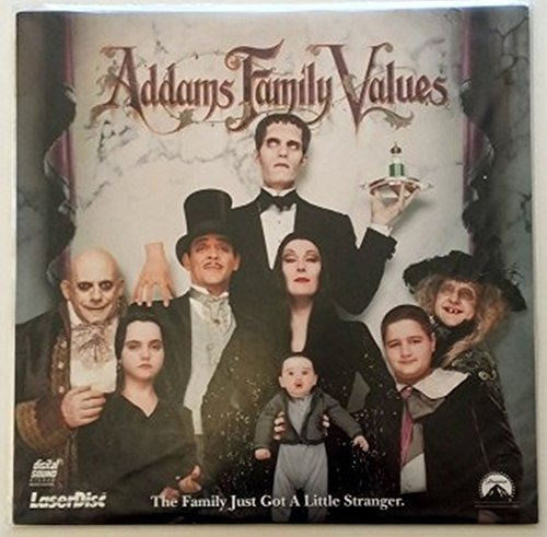 Addams Family Values [LASERDISC]