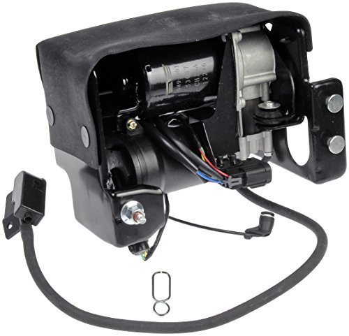 Chevy Suburban Auto Parts - Dorman 949-001 Air Suspension Compressor for Select Cadillac/Chevrolet/GMC Models