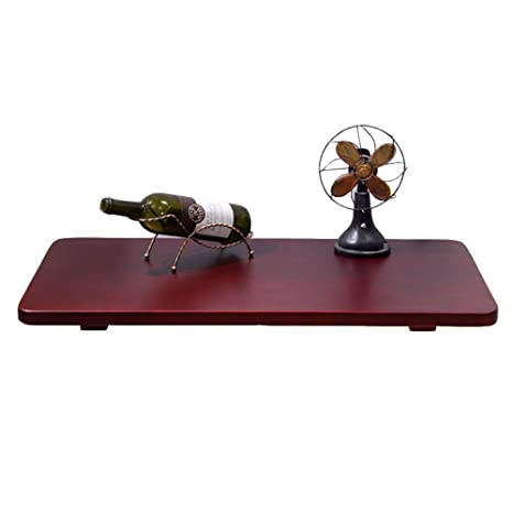 Amazon.com: ERRU- Mesa plegable de madera para manualidades ...
