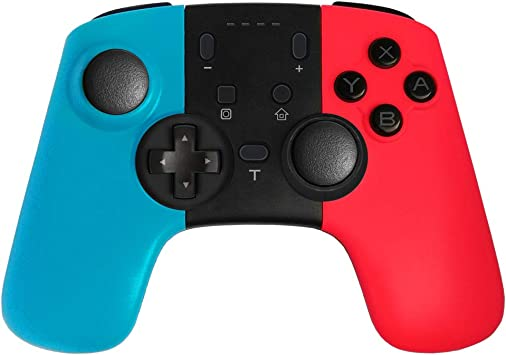 Goolsky- 8581 SWH Pro Game Controller para Nintendo Switch Console Turbo Controller Wireless Gamepad Joypad para PC Switch Controller Joystick Upgrade: Amazon.es: Juguetes y juegos