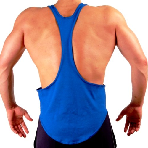 31287ff1596e8 Amazon.com  Gary Majdell Sport Mens Bodybuilding Gym String Posing Tank Top  New  Clothing