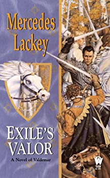 Exile's Valor by Mercedes Lackey science fiction and fantasy book and audiobook reviews