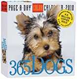 365 Dogs Page-A-Day Calendar 2010