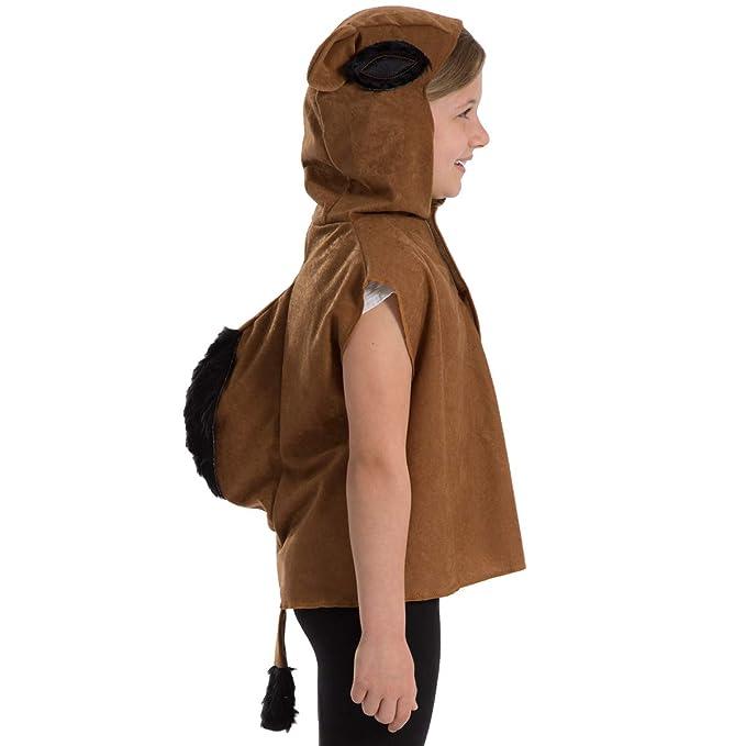 Amazon.com: Camel playera estilo disfraz para niños: Clothing