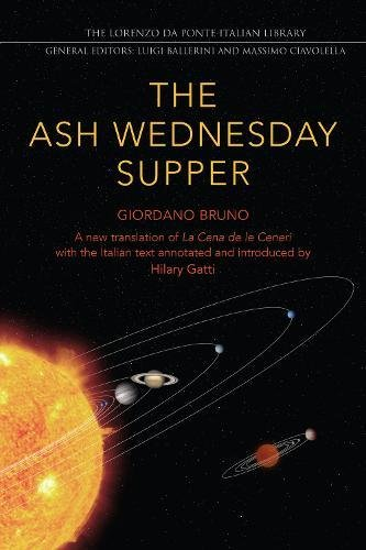 The Ash Wednesday Supper: A New Translation (Lorenzo Da Ponte Italian Library)