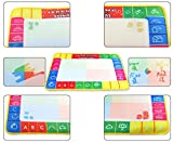 Dreaman New Water Drawing Painting Writing Mat Board Magic Pen Doodle Toy Gift 29X19cm