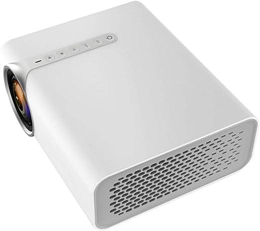 Mini proyector, teléfono móvil proyector de Pantalla Conectado ...