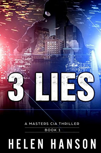 Lies Masters CIA Thriller Book product image