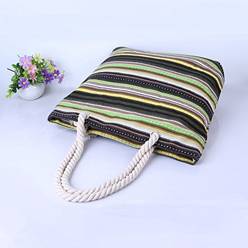 Tote Holiday Meliya Fashion Travel 09 Cotton Bag Shoulder Beach Handle Oversized Canvas Bag Bag Bag Shopping ExgwqrYTWg