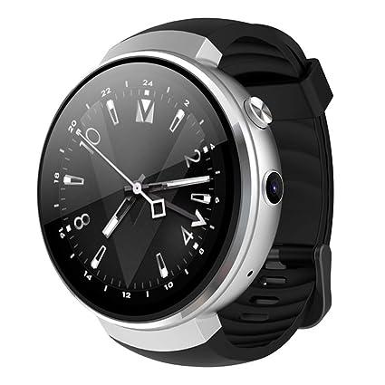 KLAYL Reloj Inteligente 4G Bluetooth SmartWatch Z28 para Android ...