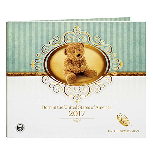 - 2017 S US Mint Birth Set Proof (17RD) OGP