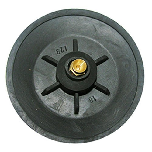 LASCO 04-1601 Rubber Replacement Snap On Seat / Disc Toilet Flapper for American Standard Actuators