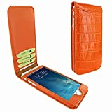 Piel Frama 689 Orange Crocodile Magnetic Leather Case for Apple iPhone 6 Plus / 6S Plus