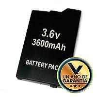Batería para Consola PlayStation Portable (PSP) Slim 3.6 Volts 3600 mAh