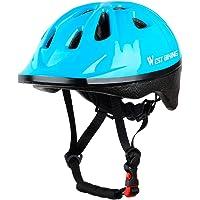 BESPORTBLE Kids Bike Helmet for Childrens Toddler Kids Boys Girls Cycling Skating Scooter Helmet 52-56cm