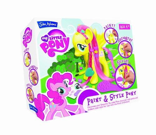 Adams Craft - My Little Pony 9740 John Adams Paint and Style Pony