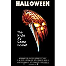 HSE HALLOWEEN the night he came home VINTAGE MOVIE POSTER horror 24X36