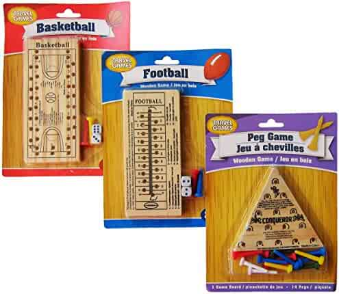 Shopping Sports - Wooden - Board Games - Games & Accessories