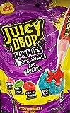 Juicy Drop Gummies Chewy Gummies & Sour Gel NET WT. 6.7 OZ, Assorted Gummies and 2 Gel Pens