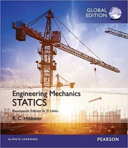 mechanics for engineers statics hibbeler pdf