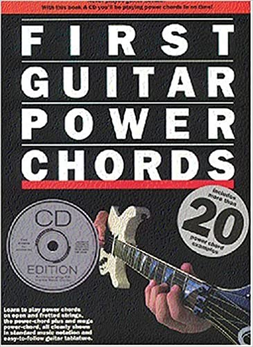 First Guitar Power Chords: Amazon.es: Hal Leonard Corp: Libros en ...