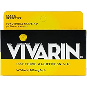 Well-Being-Matters 51sW7cah%2BzL._SS300_ Vivarin Alertness Aid, 16 Count