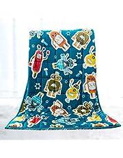 Sivio Sherpa Flannel Kids W-Blanket