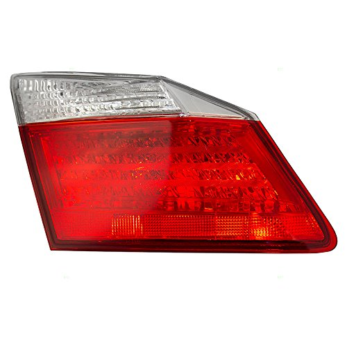 Lid Tail Light - Drivers Taillight Lid Mounted Tail Lamp Replacement for Honda 34155-T2A-A01