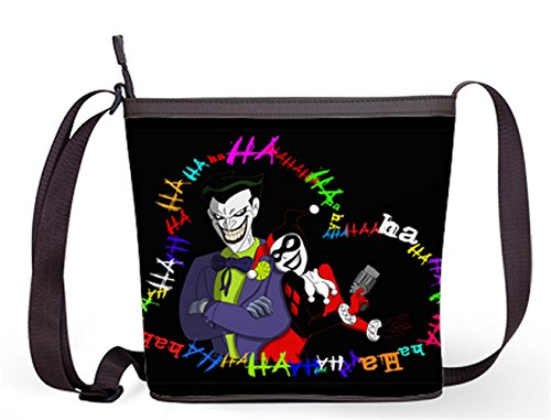 customized-harley-quinn-and-the-joker-print-womens-fabric-cross-body-shoulder-bag-sling-bag