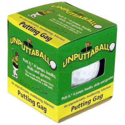 Unputtaball Trick Golf Ball