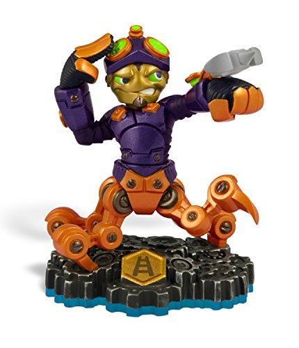Skylanders SWAP Force: Spy Rise (SWAP-able) (Skylanders Accessories)