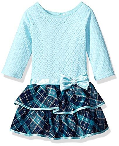 Crochet Trim Tiered Skirt - 7
