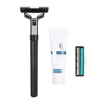 Maquinilla de afeitar manual, rasuradora desechable suave ...