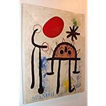 Spanish Artists: Gris, Picasso, Miro, Chillida, Tapies - Exhibition at Galerie Beyeler, Basel - May/July 1969