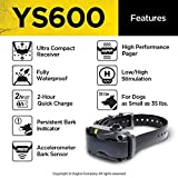 Dogtra YS600 Rapid Charging No Bark Collar - 10