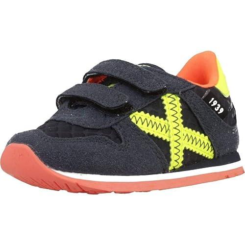 Zapatillas Munich Baby Massana 285 23 Marino: Amazon.es: Zapatos y complementos
