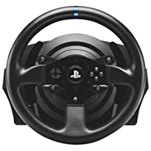 Thrustmaster T300 RS Feedback Wheel for PS4 - English