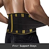 SZ-Climax Back Brace, Lumbar Support Belt Waist