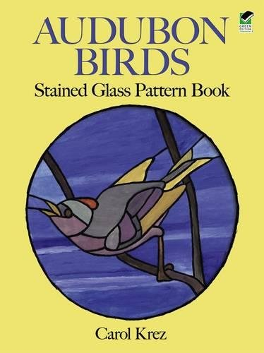 Audubon Birds Stained Glass - 2